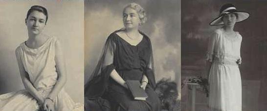 Ada, Eugenia e Lisetta Magnani Rocca
