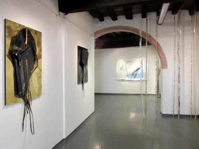 Galleria 875 Artecontemporanea, veduta allestimento, Candida Ferrari