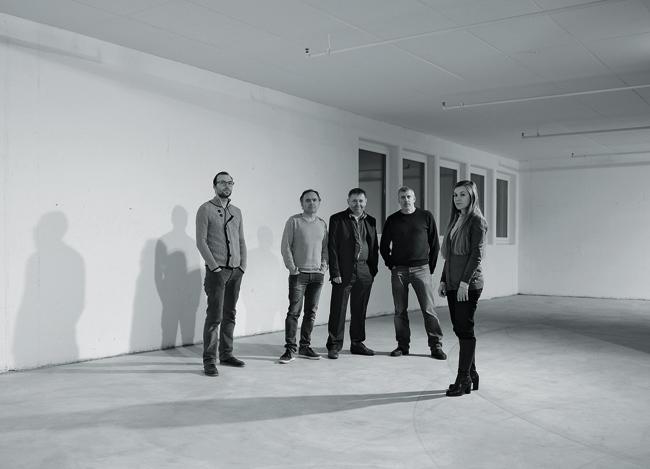 Il Team di Kunsthalle Eurocenter Lana
