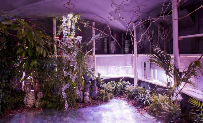 Jungle Fever, anamnesi di una patologia progettuale. Veduta dell'installazione (2) ph Luca Capuano