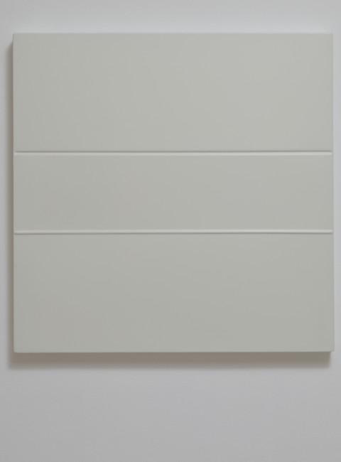 Sandro De Alexandris, Misura di spazio n.5, 1965-66, ferro, 80x80x5 cm