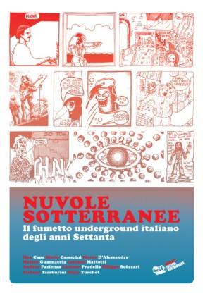 Nuvole Sotterranee, cover, Muscles Edizioni Underground, 2015
