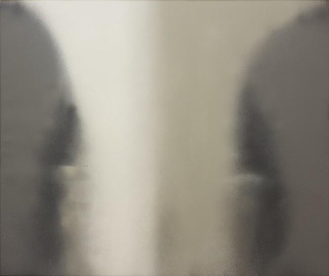 Claudio Olivieri, Inoltre, 2014, olio su tela, 135x160 cm