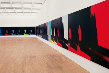 Andy Warhol, Shadows, 1978-79, Installation view, Dia: Beacon, Beacon, New York - Photo: Bill Jacobson Studio, New York, © Courtesy Dia Art Foundation, New York, © The Andy Warhol Foundation for the Visual Arts, Inc. / ADAGP, Paris 2015