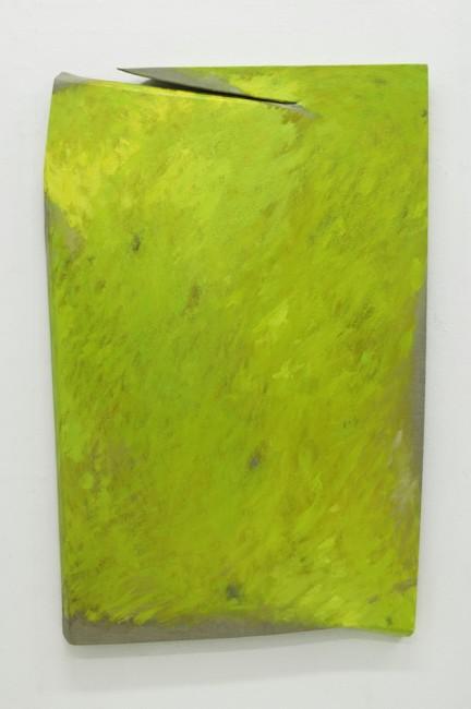 Tetsuro Shimizu, Avvenire T-19, 2013, 120x80 cm