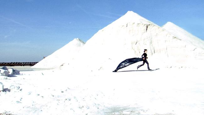 Silvia Camporesi, SIFR la distanza canonica, 2010, frame da video