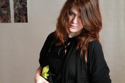 Eva Comuzzi, Foto: silvia mariotti