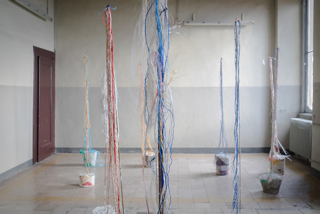 May Hands, I have an addiction, Baco Arte Contemporanea, Bergamo. Foto: R. Coti