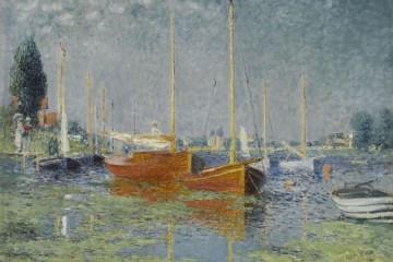 Claude Monet, Argenteuil, 1875, olio su tela, 56x65 cm, inv. RF 1963 106 7. (id 12) Monet 7, Paris, Musée d'Orsay © RMN-Grand Palais (Musée d'Orsay) / Franck Raux