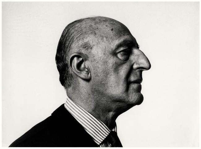 Gillo Dorfles, Milano,1966. Fotografie Ugo Mulas ©Eredi Ugo Mulas Tutti i diritti riservati