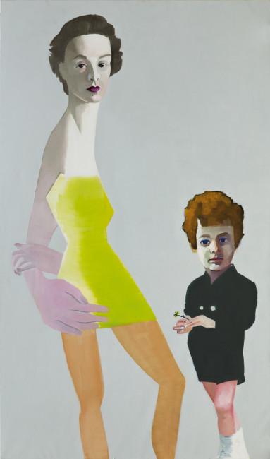 Beppe Devalle, Happy Times (Marella Caracciolo, Edoardo Agnelli), 2004, collezione privata