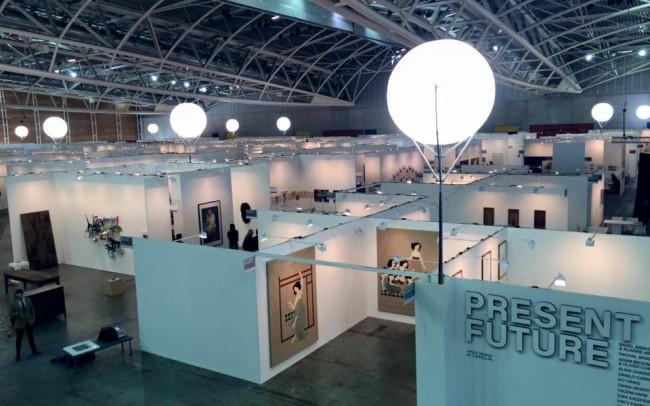 Artissima 2015, Oval Lingotto, Torino