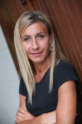Un ritratto di Nicoletta Castellaneta