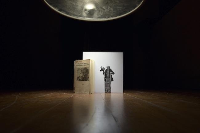 Michele Spanghero, ppp – pianopianissimo (2015) installazione sonora site specific dimensioni ambientali courtesy dell'artista e cinemazero ph. Elisa Caldana