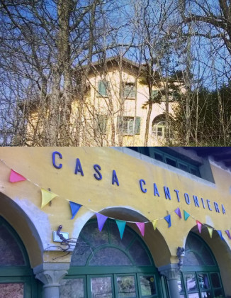 Valico Terminus, Casa Cantoniera, Ramiseto (RE)
