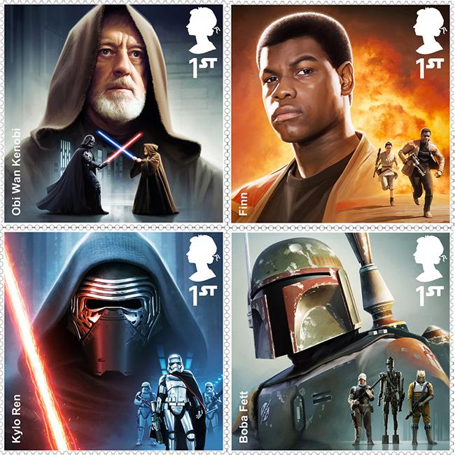 Star Wars - Royal Mail