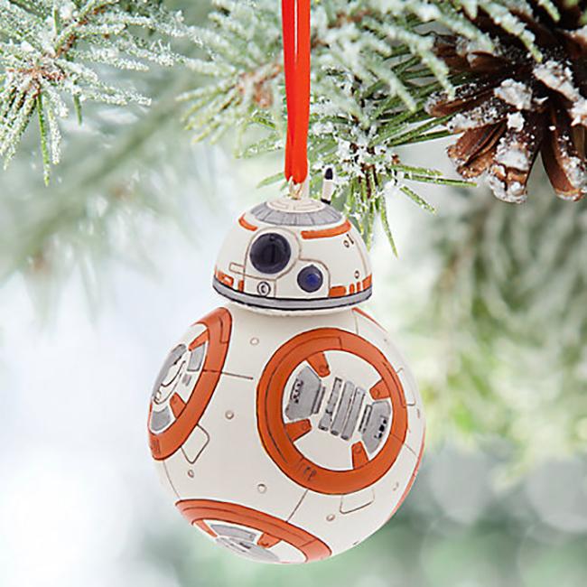 """Decorazione natalizia """"BB-8, Star Wars: Il Risveglio della Forza"""" - Disney"""