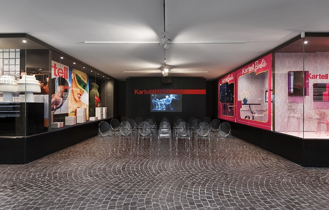 Kartell Museo, the new 2015 project