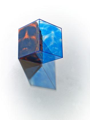 Francesco Candeloro_Occhi-49 Kay_Aerografo industriale plexiglass e tecnica mista_72dpi