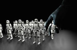 """Stormtrooper - """"Guerre Stellari. Play!"""", Treviso"""