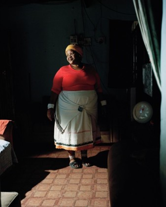 Tommaso Fiscaletti. Eunice Magwa at home. Dunoon, Cape Town. 2014
