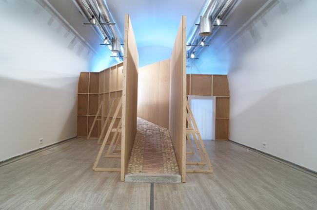 Ennesima. Una mostra di sette mostre sull'arte italiana. Luca Vitone, Crêuza, 2000, Courtesy of the artist and Pinksummer, Genova © Giulio Buono