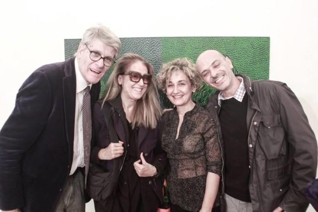 Pio Monti, Laura Cherubini, Teresa Iaria, Alberto di Fabio, 2015. ph Srdja Mirkovic