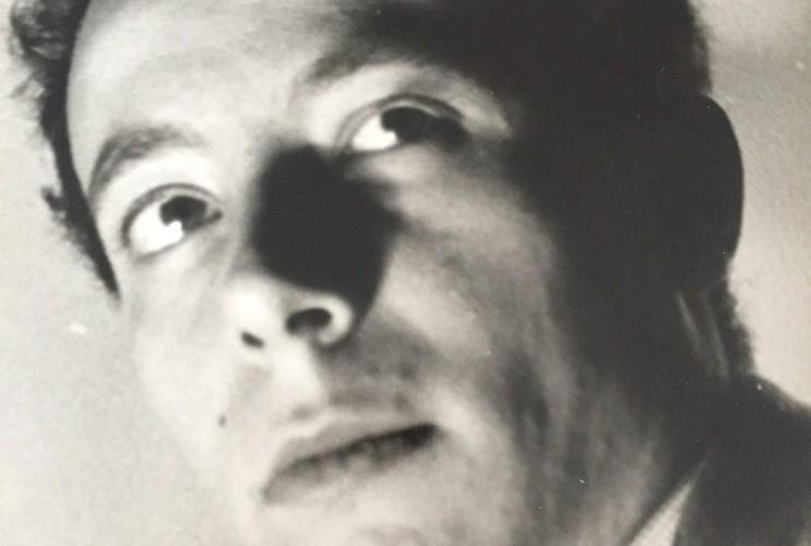 Un ritratto di Paolo Scheggi del 1964 Fotografia di Scavolini © Paolo Scheggi, SIAE 2016