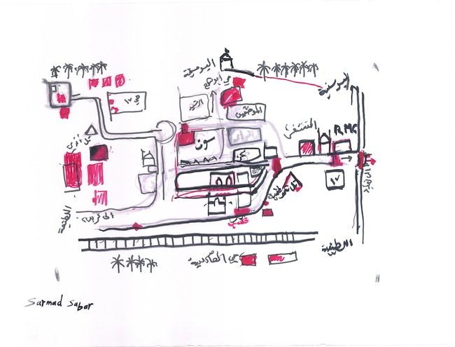 Mapping identity – Baghdad project by Antonio Ottomanelli Baghdad 2012