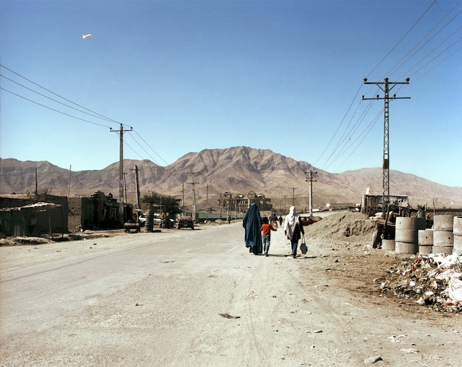 Big Eye Kabul project by Antonio Ottomanelli Kabul 2012/2013