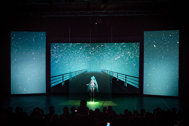 Performance Still Be Here, Hatsune Miku, Transmediale, Berlino 2016