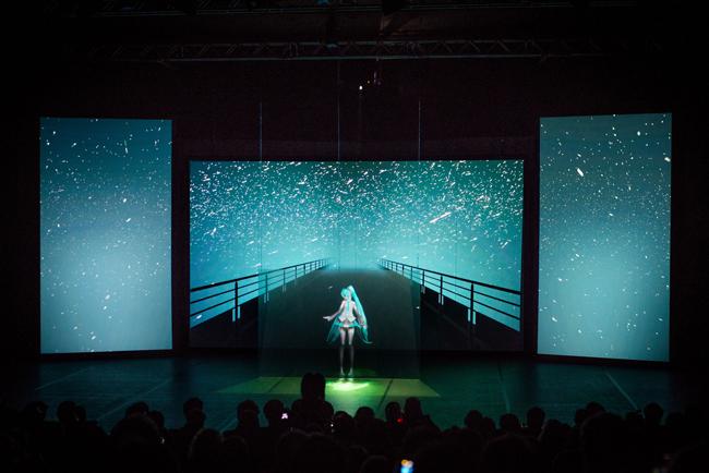Performance Still Be Here, Hatsune Miku, Transmediale, Berlino 2016