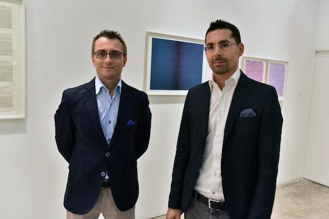 Alessandro Pasotti e Fabrizio Padovani