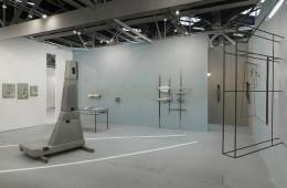 Veduta stand Cardelli e Fontana, Arte Fiera 2016,