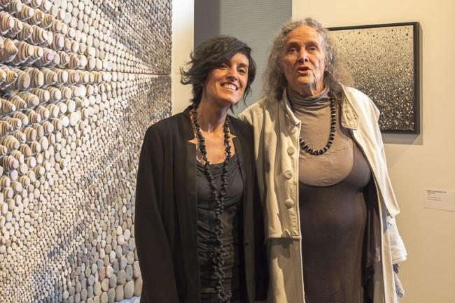 Francesca Pasquali e Mary Bauermeister, foto di © Marco Mioli per CUBO