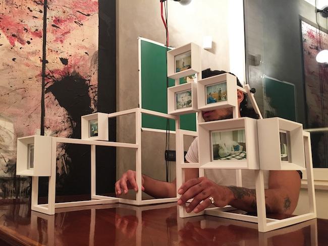 Homeworks - Sergio Breviario - Riproduzione
