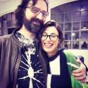 Nila Shabnam Bonetti & Giovanni Cervi