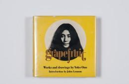 Yoko Ono, Grape fruit, 1970