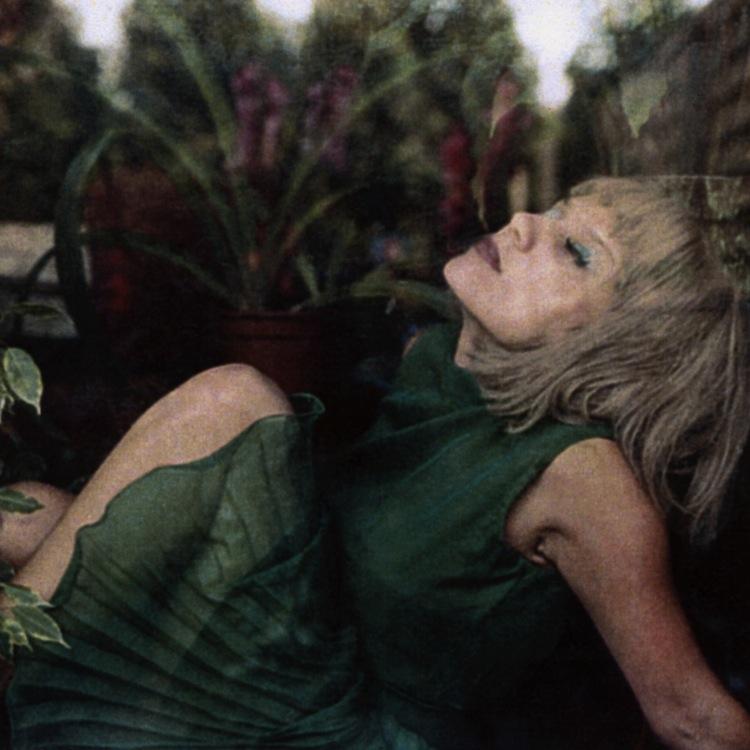 Chantal Michel, Nymphenburgerstrasse 97, 2001, stampa fotografica montata su plexiglass, 67x67 cm Courtesy C|E Contemporary, Milano