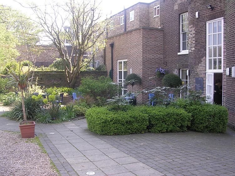 Estorick Collection, veduta dell'esterno