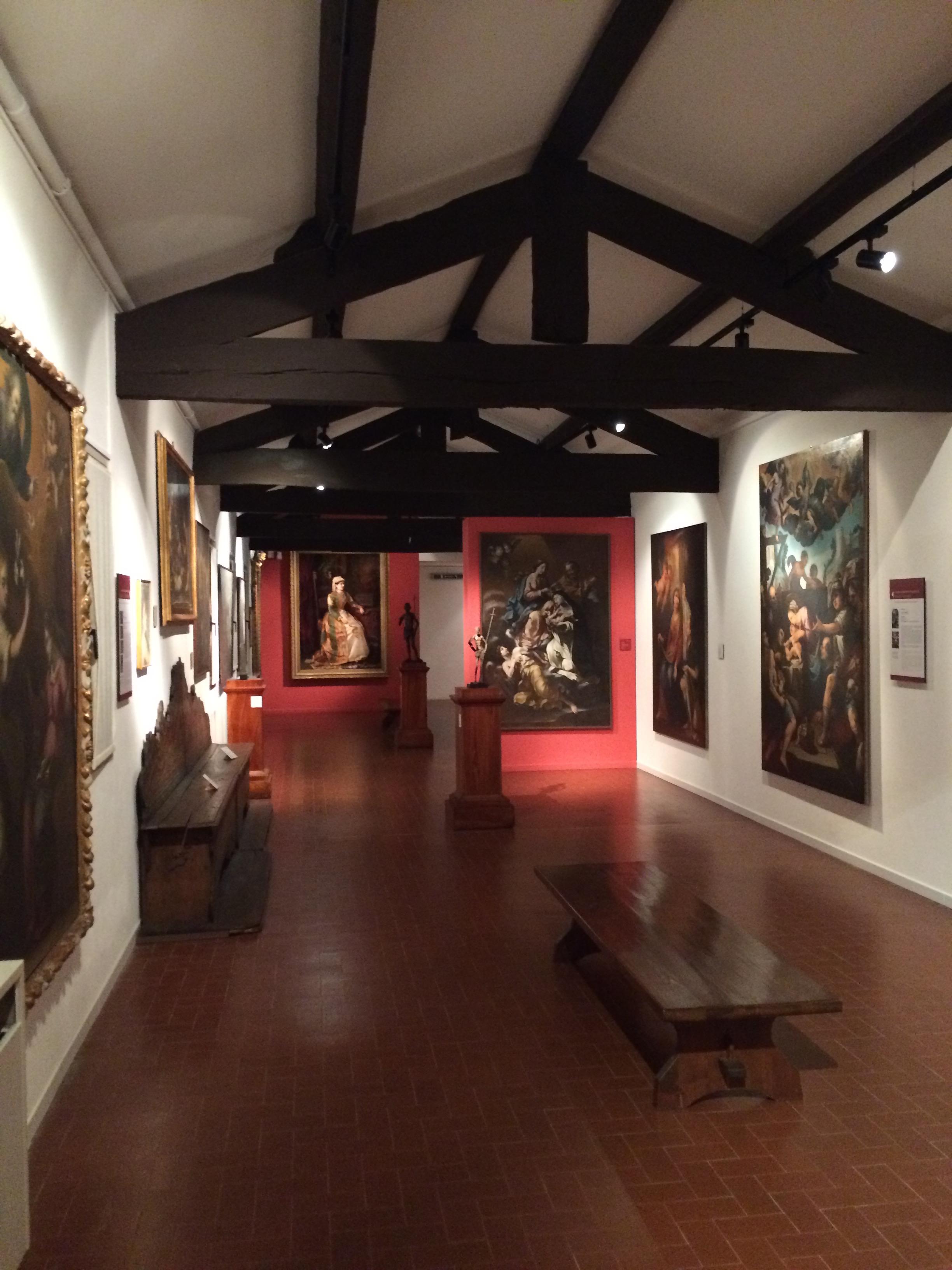 Collezione permanente Museo Civico Bagnacavallo
