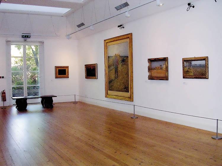 Estorick Collection, veduta dell'interno