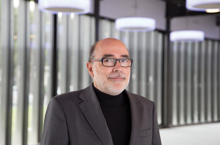 Fabio Cavallucci, Direttore Centro Pecci di Prato. Foto: Ivan D'Alì