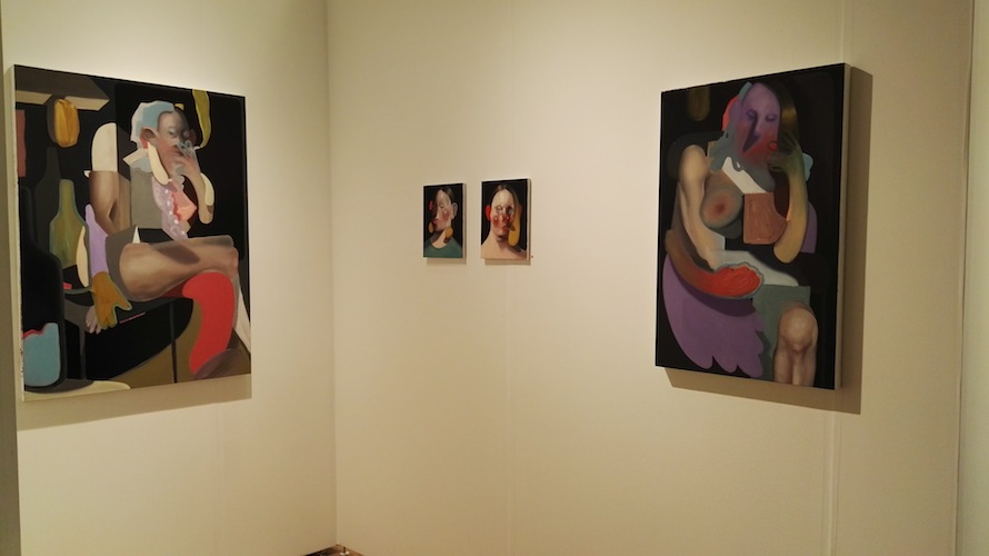 Stand Galleria Antonio Colombo Arte Contemporanea, artista Giuliano Sale, PULSE New York