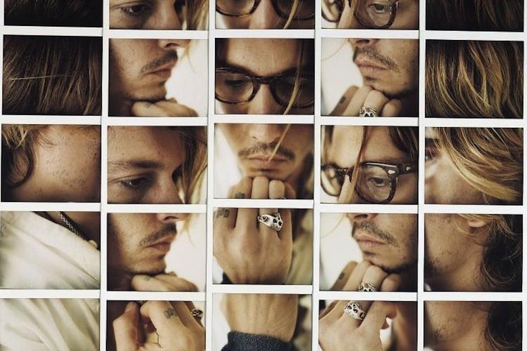 Maurizio Galimberti, Johnny Depp