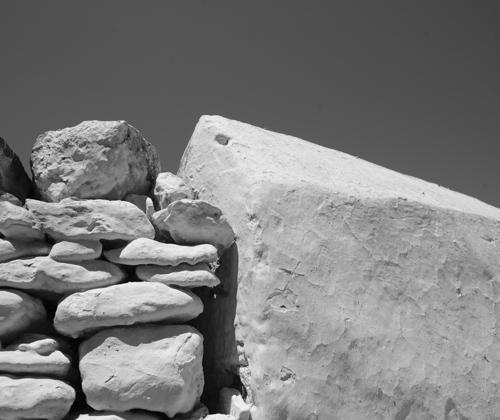 Ico Gasparri, fotografia, architetture Grecia, 25x30 cm