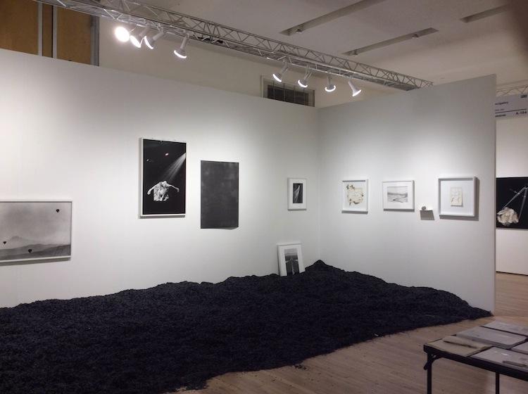 Stand mc2 Gallery, artisti Renato D'Agostin e Gianluca Quaglia, PULSE New York
