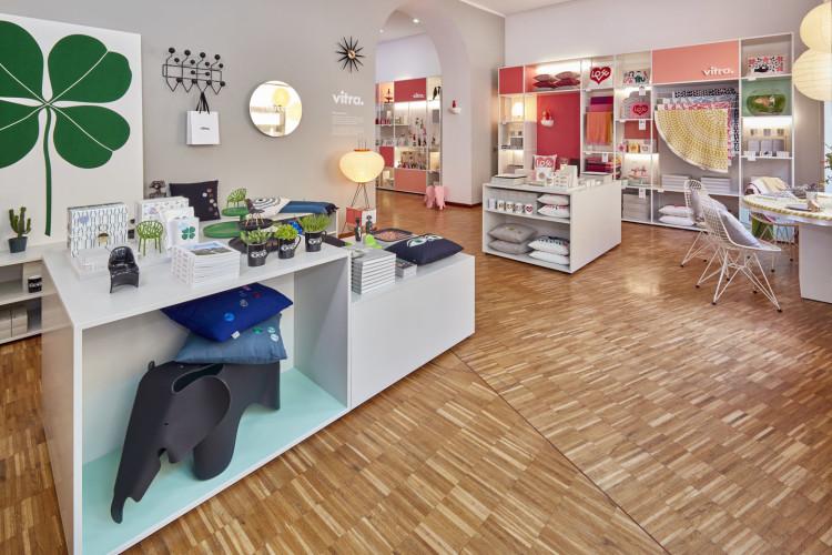 Pop-up store, CasaVitra, Fuorisalone 2016