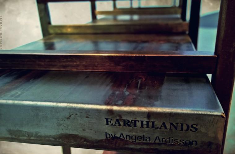 Earthlands by Angela Ardisson, Spazioborgogno, Milano Foto Pietro Pivitera