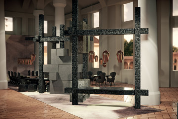 Fire Kitchen, Designed By Tom Dixon